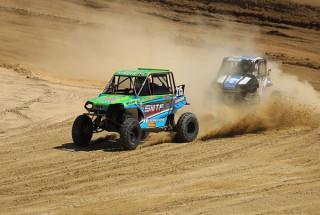 Youth UTV off-road desert racing rule book