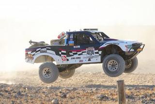 Jeepspeed off-road desert racing rule book