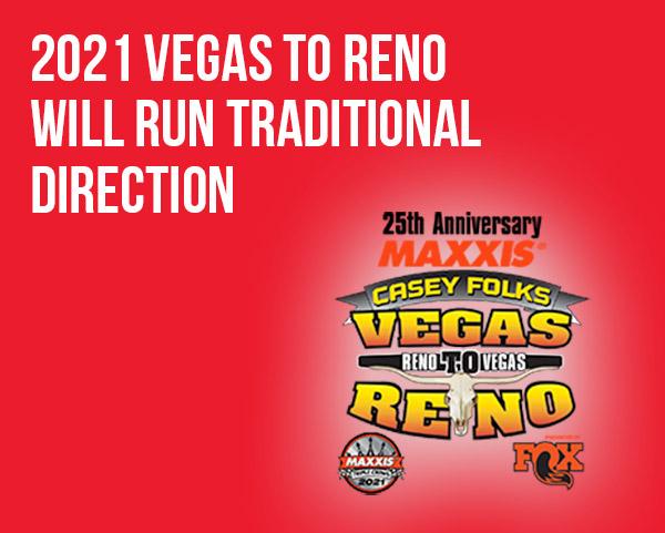 2021 vegas to reno announcement
