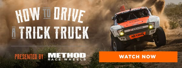 Method Wheels - How to Drive a Trick Truck advertisement