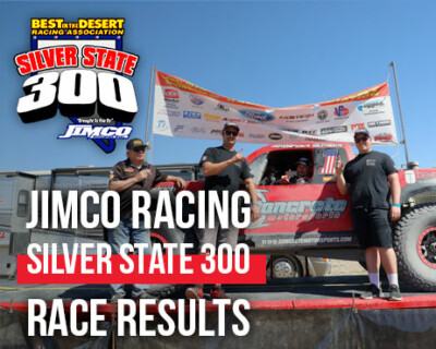 Jimco Racing Silver State 300 Features Impressive Racing, Great Competitor Turnout, Overall Championship Points on the Line