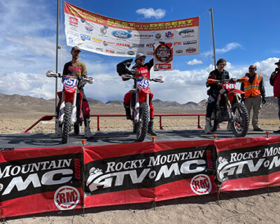 Wasson/Stout Win Overall Men's and Women's Titles at Rocky Mountain ATV/MC World Hare and Hound Championship Presented by GPR; Snow, Rain, and Epic Racing Marks Comeback of Iconic Event