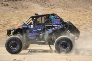 UTV RS1 NA class was won by Polaris racer Jonathan Mcvay