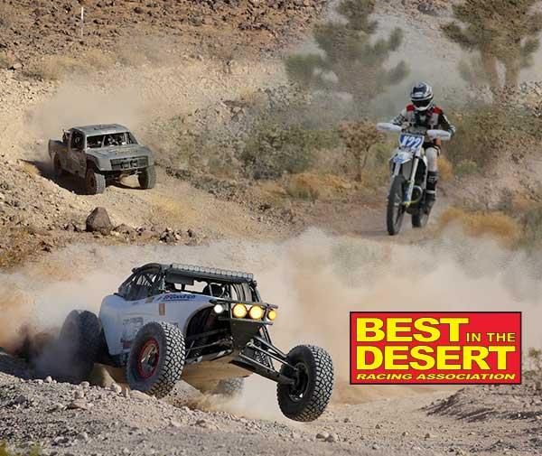 best in the desert racing