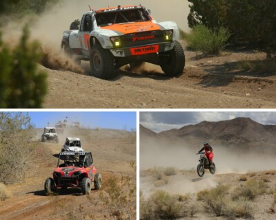 Families Who Race Together at Best In The Desert