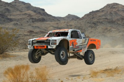 King Shocks Laughlin Desert Classic Wraps up with Intense Off-Road Racing Action   Lofton, Jergensen, Baldwin Battle for Trick Truck Supremacy, Andrew Myers Takes Hard-Fought Class 6100 Win, McMullen Owns Class 6200, Berri Wins 1500