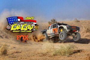Justin Lofton racing to win the bitd bluewater desert challenge